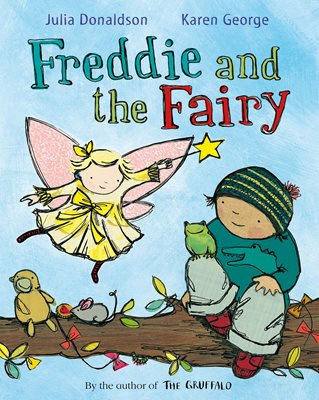 Book cover for Freddie and the Fairy